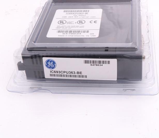 GE Controller IC693CPU363 General EletricI C693CPU363 Santa Clara Systems In stock