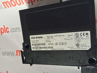 China Allen Bradley Modules 1764-MM1RTC MICROLOGIX 1500 MEMORY MODULE WITH REAL long life supplier