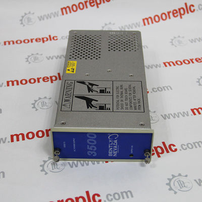 China Bently Nevada 3500/15 AC Power Supply 127610-01  Bently Nevada 3500/15 factory