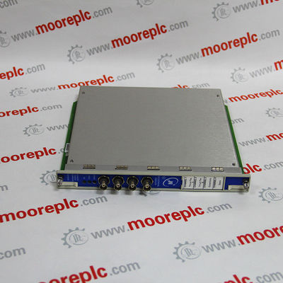 China 136483-01 | Bently Nevada Isolated +4 to +20 mA I/O Module with External (Spares) 136483-01 factory