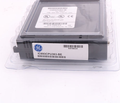 GE Controller IC693CPU363 General EletricI C693CPU363 Santa Clara Systems In stock supplier