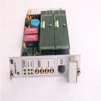 China MMS6312 Epro MMS6312 EPRO MMS6312  Signal converter  *competitive price* supplier