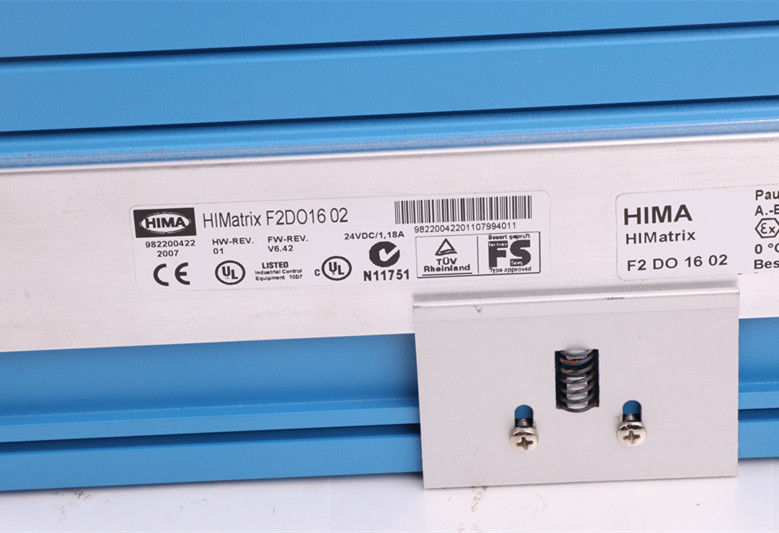 HIMATRIX F2DO1602 | HIMA F2DO1602 | HIMatrix F2DO1602 Remote Output Module ship immediatelly