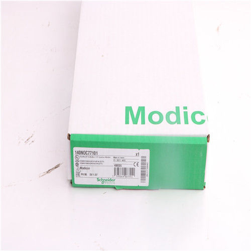 140NOC77101 Schneider Electric 140NOC77101 Ethernet network TCP/IP module - class B30  New  In Stock