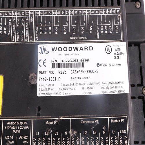 5417-1251 Woodward USB - UART Converter Large In Stock