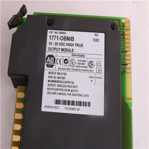 Allen Bradley 1771-OBN Digital Output Module Ship to Worldwide In Stock supplier