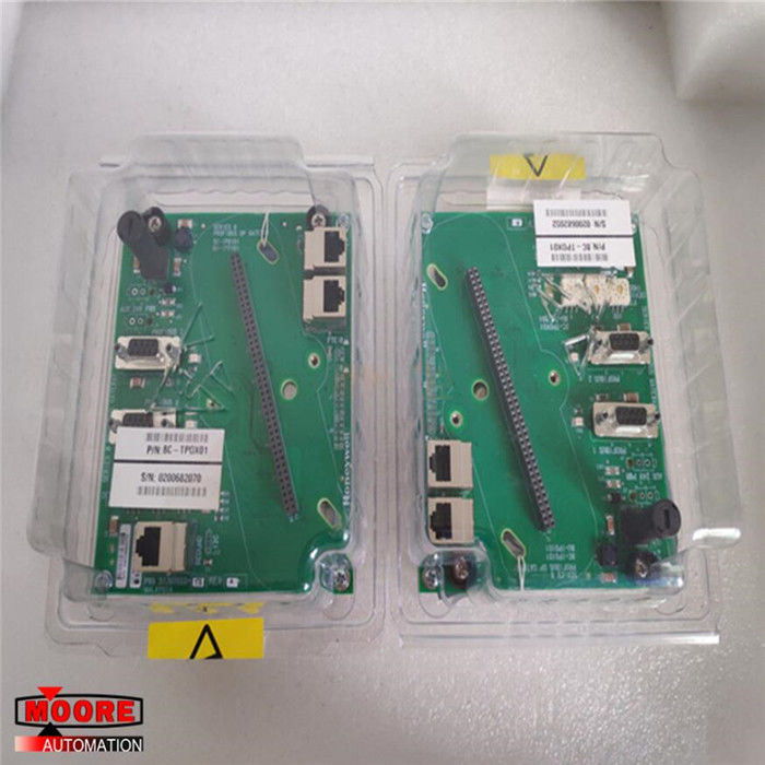 8C-TPOX01 51307022-175 Honeywell Wireless Module Backplane