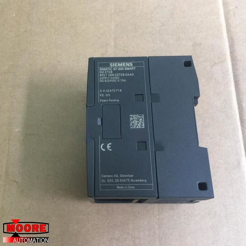 6ES7 288-2DT08-0AA0 6ES7288-2DT08-0AA0 Siemens SIMATIC S7-200 SMART EM DT08 supplier