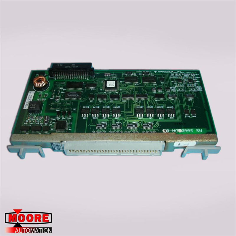 AMM31 S2 YOKOGAWA Contact Output I/O Card
