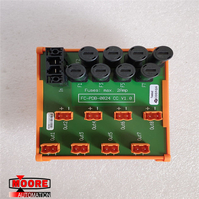 FC-PDB-0824 FCPDB0824 HONEYWELL Safety Manager System Module