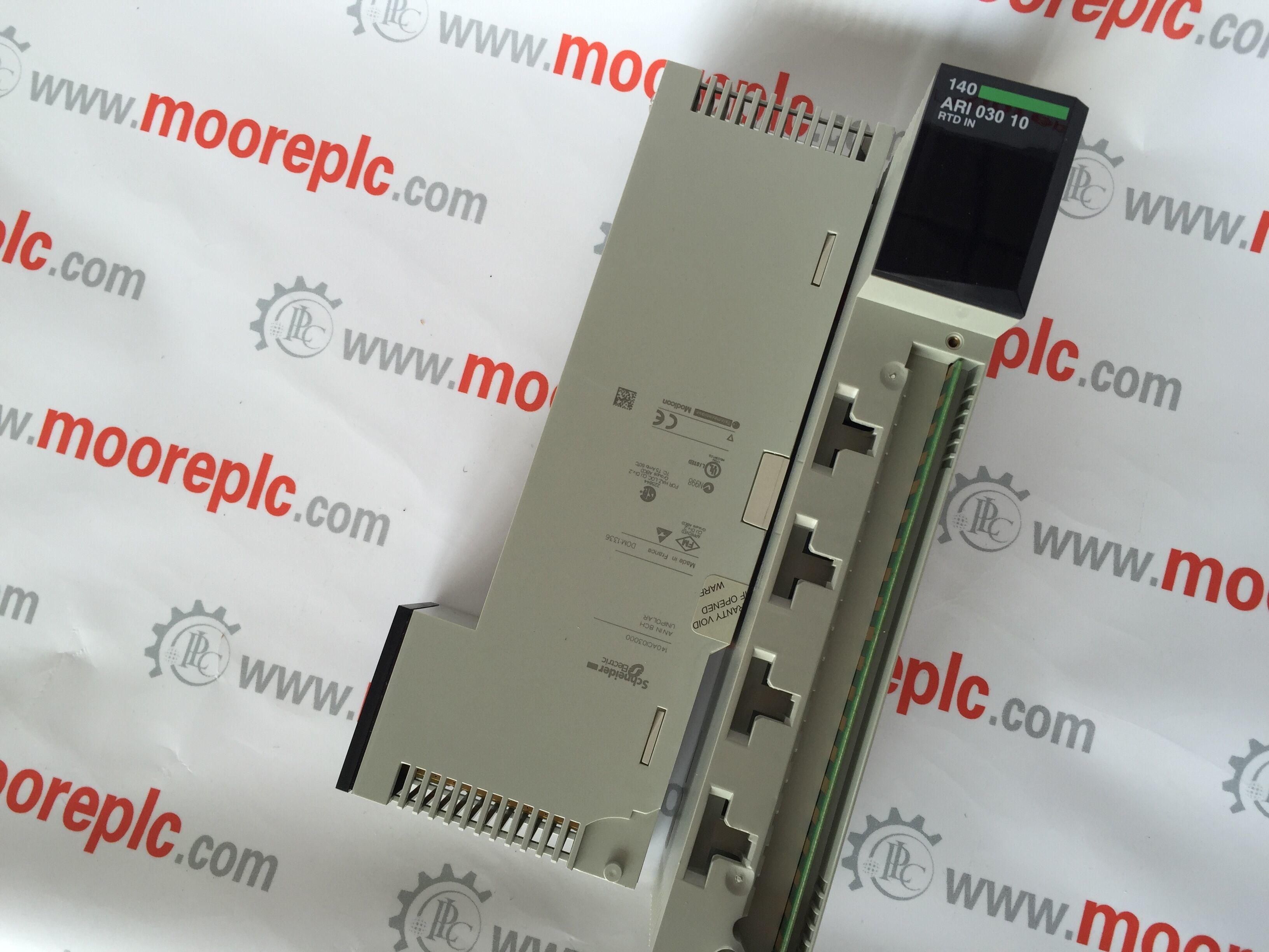 Schneider AS-BADU-206 TSX Compact Analog Input 1 Year Warranty