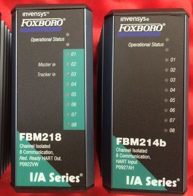 China FBM218 Foxboro FBM218 Channel Isolated Output Interface Module Foxboro FBM218 factory