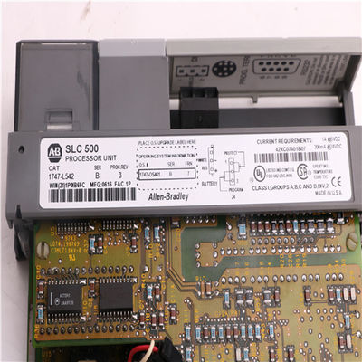 China Allen Bradley Modules 1747-L542 AB 1747-L542  Proccessor Unit SLC 500 factory