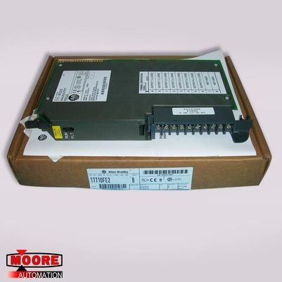 China 1771-0FE2/B 1771-WC-B Allen Bradley Analog Output Module 5VDC 4mA TO 20mA factory