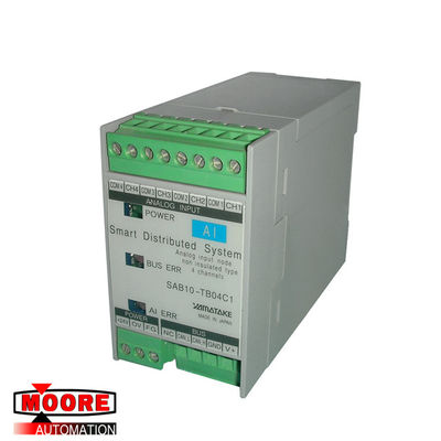 China SAB10-TB04C1 YAMATAKE  Smart Distributed System Analog Input non insulated type 4 channels factory