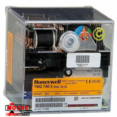 China TMG 740-3  TMG7403 HONEYWELL Satronic Burner Control Unit factory